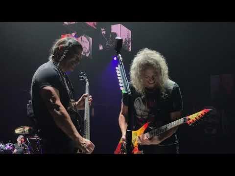 Metallica - Anesthesia + The Four Horsemen + Creeping Death Birmingham Alabama 01 / 22 / 2019 Mp3