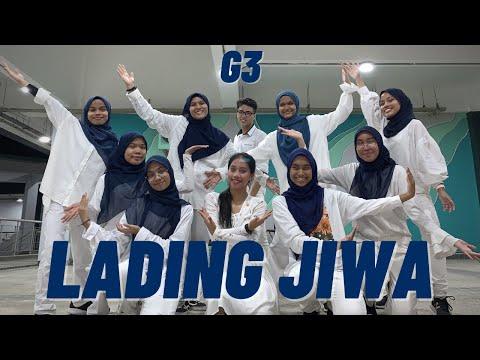 LADING JIWA - MODERN DANCE