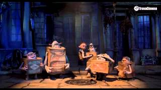 Boxtrolls - Le scatole magiche - Official Movie Trailer in Italiano - FULL HD