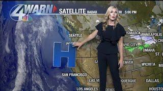 Stephanie Weaver's Friday Weather Update.