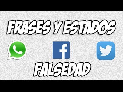 Estados Y Frases Para Whatsapp Facebook Twitter