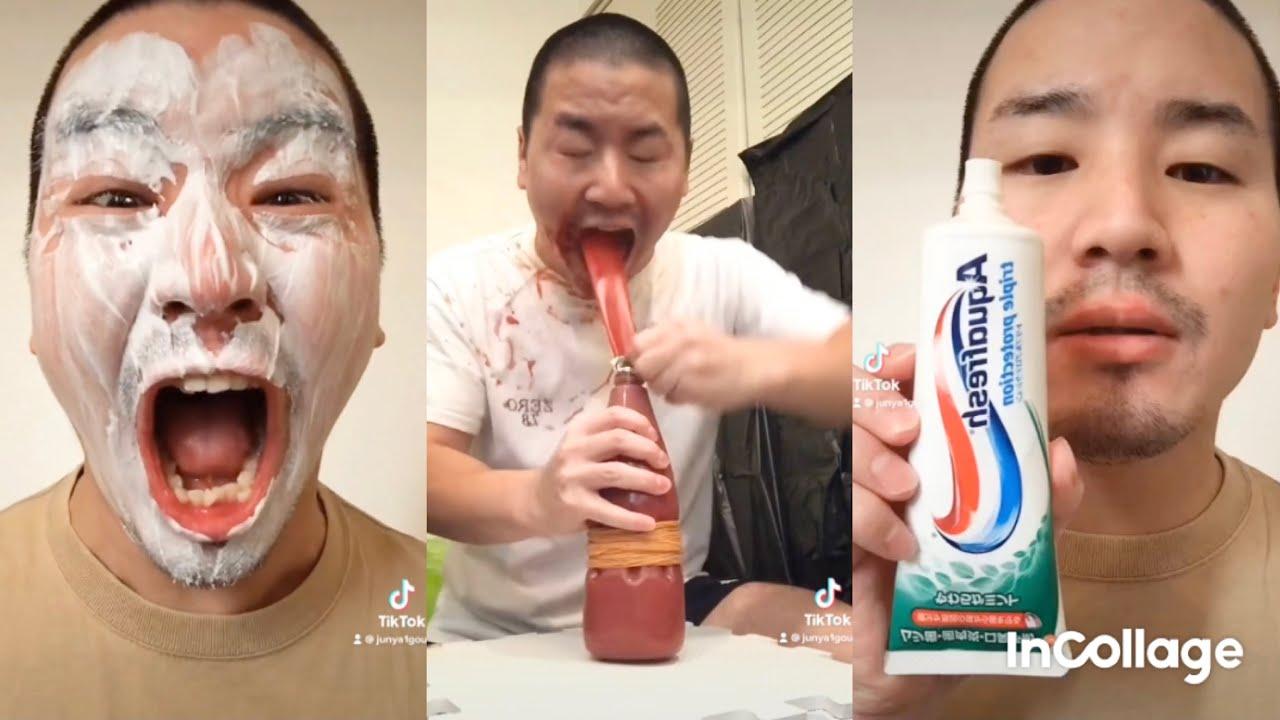 Junya1gou funny video 😂😂😂 | JUNYA Best TikTok July 2021 Part 152