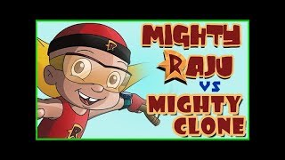 Mighty Raju VS Mächtigen Klon-Film