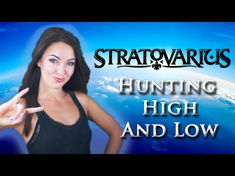 Stratovarius - Hunting High and Low ☁ (Cover by Minniva featuring Mr. Jumbo)