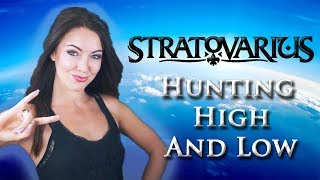 Скачать Stratovarius Hunting High And Low Cover By Minniva Featuring Mr Jumbo