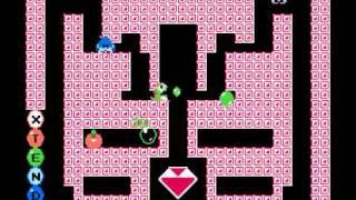 NES Longplay [148] Bubble Bobble