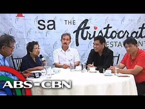 TV Patrol: Larry Gadon, Etta Rosales, nagkaintian sa forum