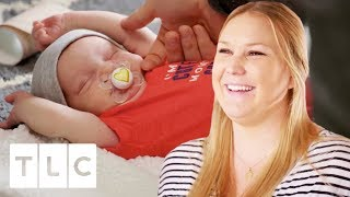 Haleigh GIVES BIRTH to Beautiful Little Girl | My Giant Life