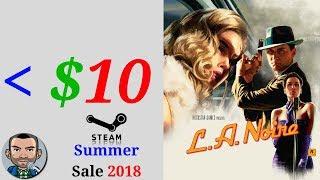 Steam Summer Sale 2018   Best Games Under $10