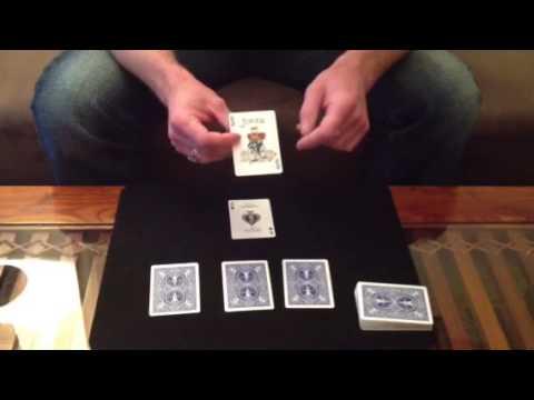 Карточные игры с джокером