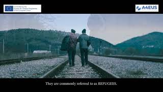 A refugees story - Documentary on Bozaj Centre in Tuzi