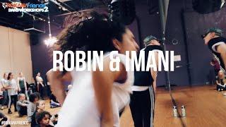 OROKANA FRIENDS WORKSHOPS 2   IMANI & ROBIN   HIP HOP
