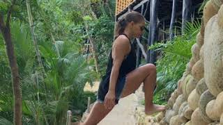 Stretch   Mobility Foot Lift Offs