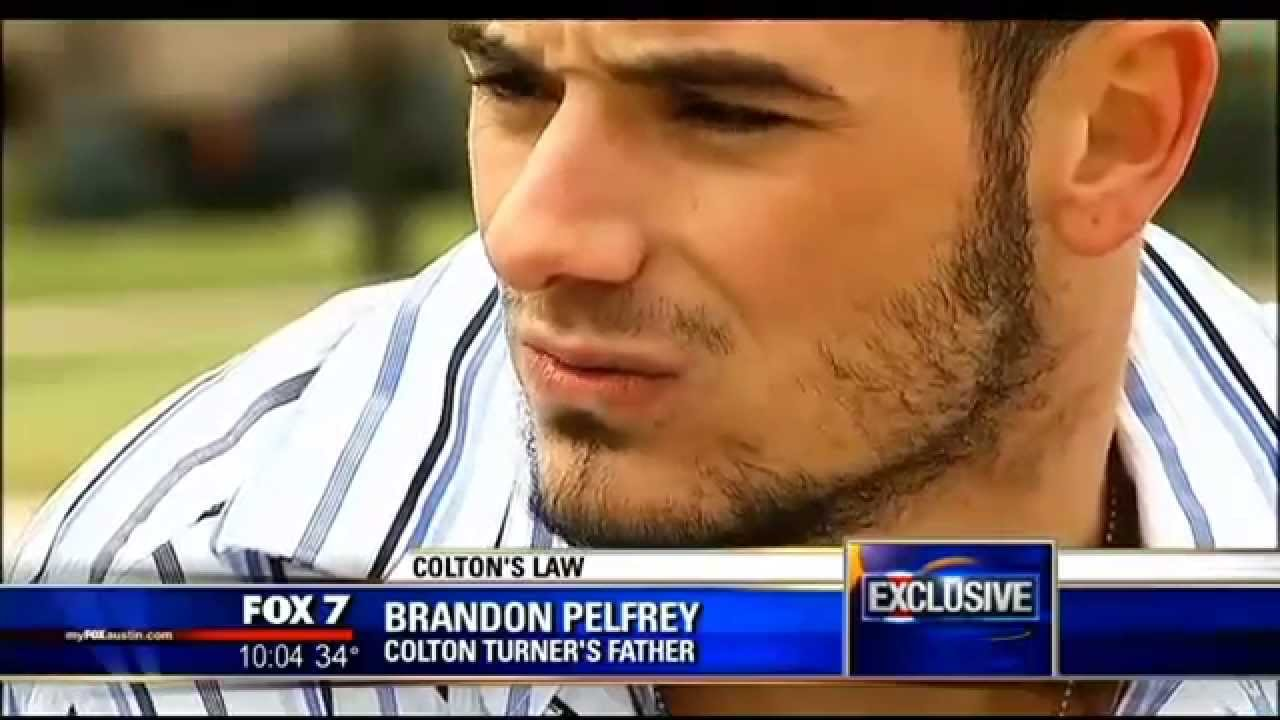 Colton Turner's biological father hopes to make Colton's ...