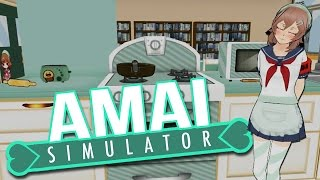THE AMAI ODAYAKA SIMULATOR! | Yandere Simulator