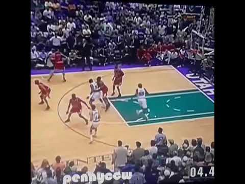Michael Jordan win Chicago 6 time world championship (classic) 1998