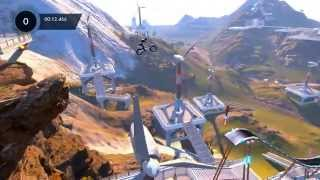 Trials Fusion 2014 PC Gameplay #1 - HD