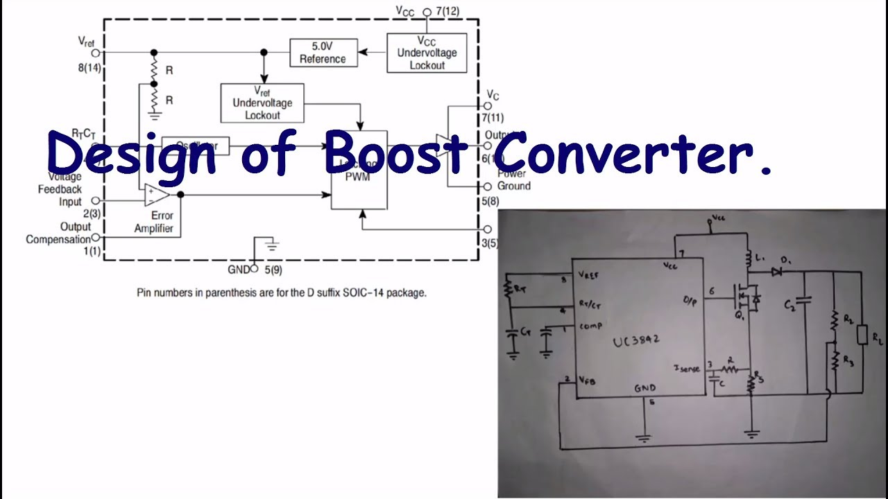 High Voltage High Current Booster Circuit Diagram Using Lm3524 - Fav