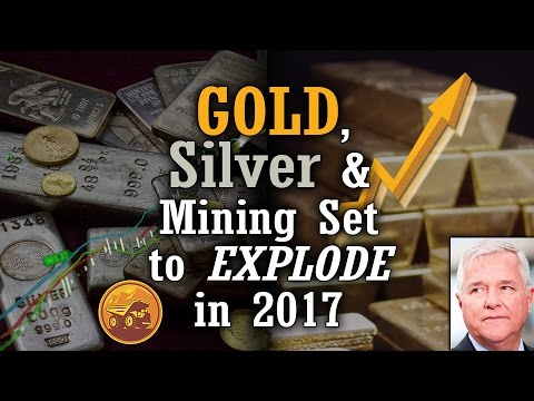 When Silver Breaks $50, that's when Bull Market Begins! - James Turk Interview
