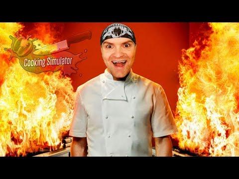 Я ВЗРЫВАЮ ВАШУ КУХНЮ! ► Cooking Simulator |5| Прохождение