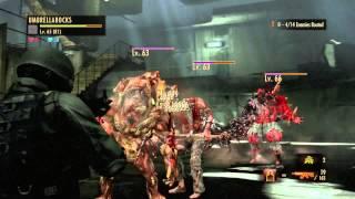 Resident Evil Revelations 2 - Raid Mode - Tyrant Boss