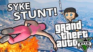 Kattekryp tuller rundt i GTA Online: Del 28 - SYKE STUNT!?