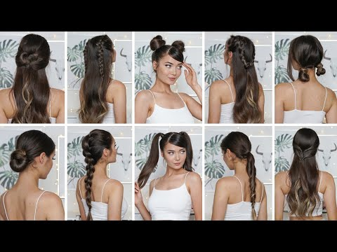 10-easy-heatless-back-to-school-hairstyles!