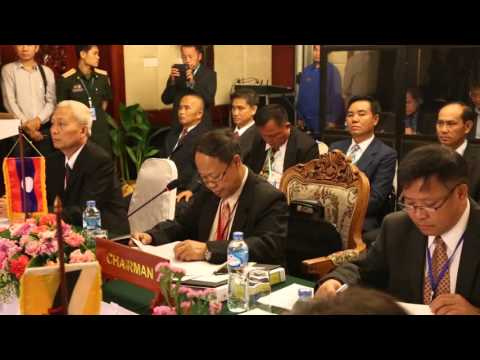 Asean defence personnel call for closer cooperation