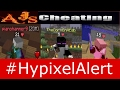 AJS Interview! #HypixelAlert Why They Hack, What It Will Take For Them To Stop!