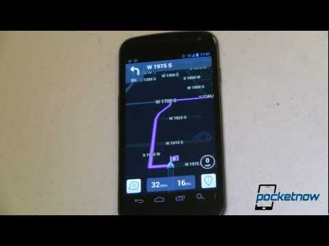 First Look At Waze 3.0 For Android   Pocketnow