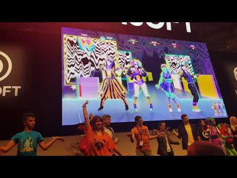 Just Dance 2018 - Swish Swish - Katy Perry - FULL GAMEPLAY 4K - Gamescom 2017