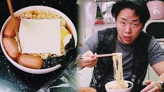 Королевский Доширак. Рецепт корейского Рамёна