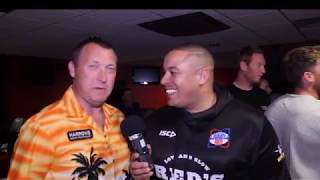RUGBY AM - Rugby League Darts, Leej Walker, Mark Foster,  Ep 31- Pt 2