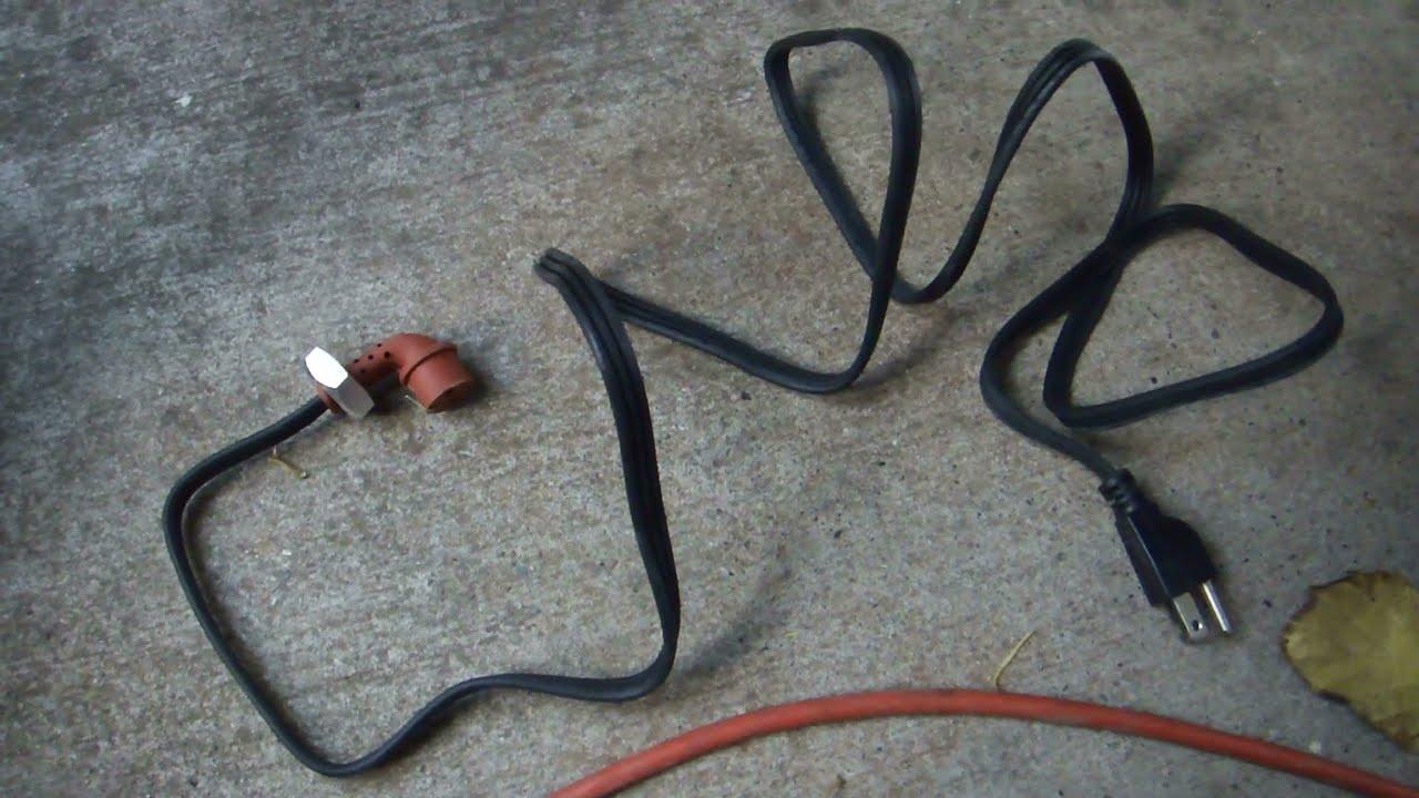 3 Powerstroke Wiring Diagram 6 7l Cummins Block Heater Cord Installation Youtube