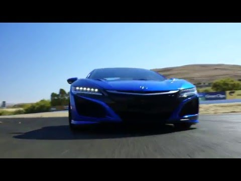 2017 Acura NSX Commercial (Fanmade)
