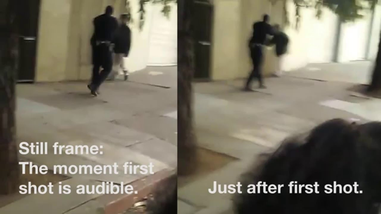 Judge Says Video 'casts doubt' On SFPD's  Account Of Shooting Mario Woods