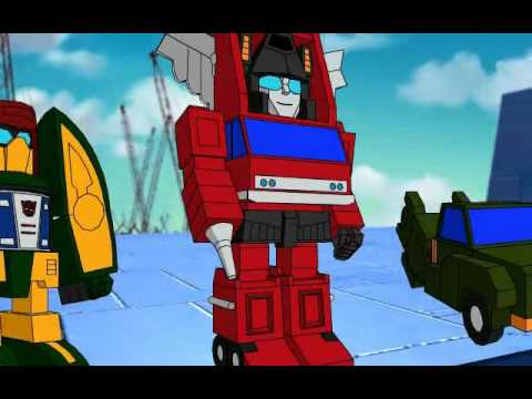 Transformers: Peace Treaty 2 (Part Two )