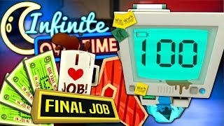 LEVEL 100 OF INFINITE OVERTIME - Job Simulator (VR)