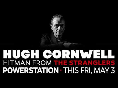 Hugh Cornwell 13th Floor interview