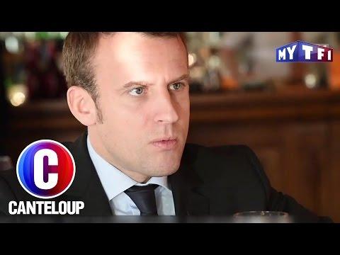 Entre Brigitte et Emmanuel Macron qui porte la culotte - C'est Canteloup du 25 Avril 2017