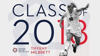CLASS OF 2018: Tiffeny Milbrett Elected to National Soccer Hall of Fame
