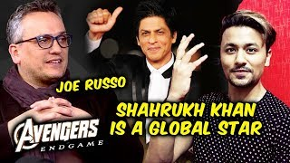 Avengers Endgame Director Joe Russo CALLS Shahrukh Khan A GLOBAL Superstar