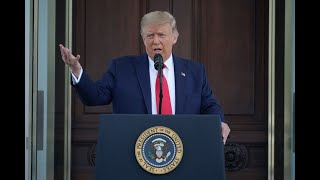 President Donald Trump holds a Labor Day news conference | FULL, 9/7/2020