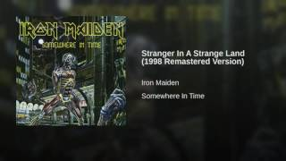 Stranger In A Strange Land (1998 Remastered Version)