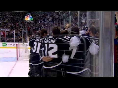 The LA Kings Win the Stanley Cup; Nick Nickson's call