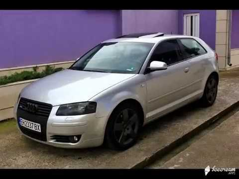 audi a3 8p 2 0tdi s line 140hp 2004 youtube. Black Bedroom Furniture Sets. Home Design Ideas