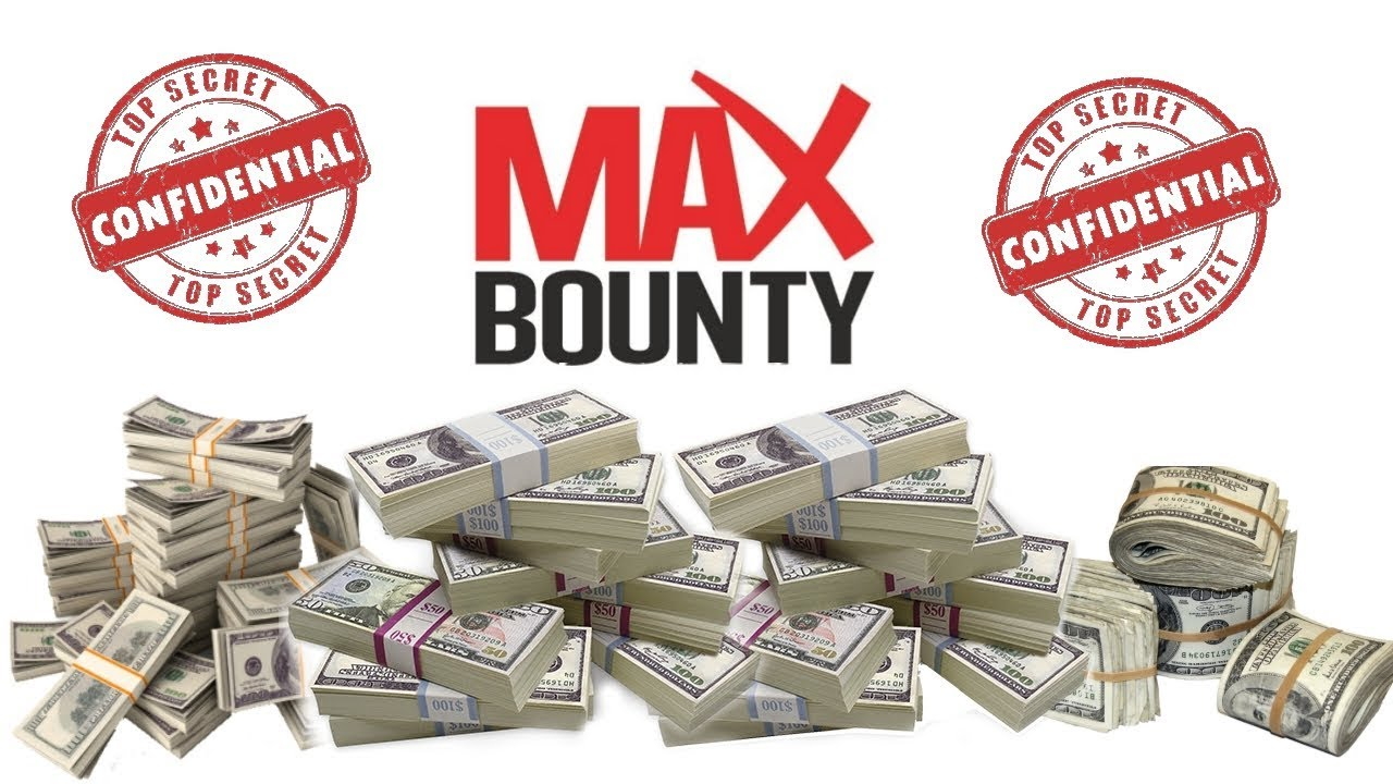 MAX BOUNTY PAID AD SECRET! (No ClickFunnel BS)