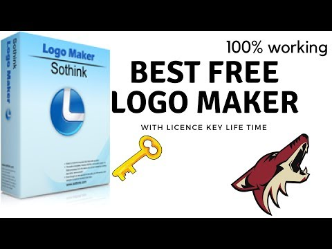 😱How To Download And Install Best Free Logo Maker Software. (Sothink Logo Maker 100% Working😎)