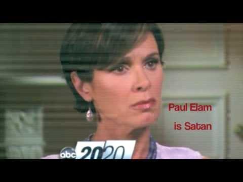 Angry Elizabeth Vargas Interviews Satan then Checks into Rehab