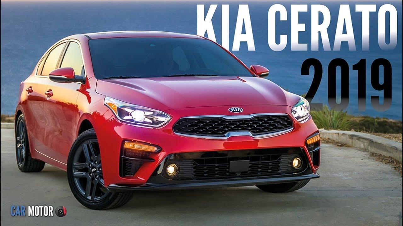 1453e54fc Kia Cerato 2019 - Todo lo que debes saber del nuevo Forte 2019 - YouTube
